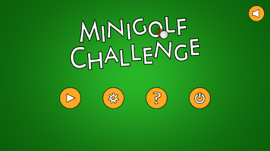 Golf Challenge - screenshot