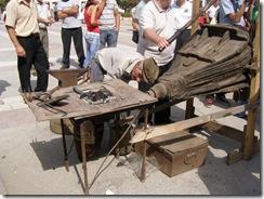 demonstratie practica prelucrarea fierului Stoica Anton