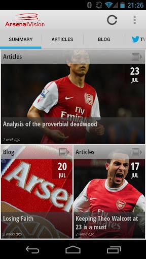 ArsenalVision