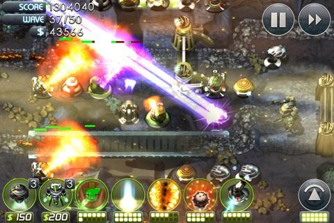 Sentinel 3: Homeworld - screenshot