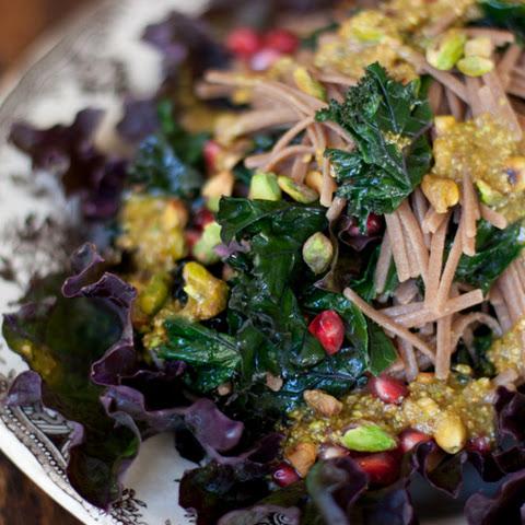 10 Best Pomegranate Salad Vegan Recipes | Yummly
