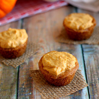 Whipped Pumpkin Cookie Cups