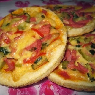 Cheese Sausage Tortillas