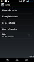 Screenshot of MIUI LED Flashlight