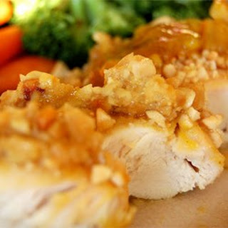 Cashew Crusted Chicken Recipes