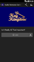 Screenshot of Key to the Kingdom®