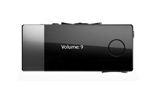 Screenshot of Volume Control - Smart Headset