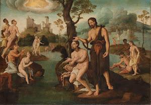 RIJKS: circle of Maarten van Heemskerck: painting 1565