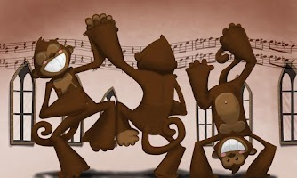 Screenshot of 무도회에 간 원숭이들