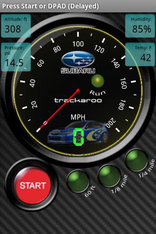 Subaru Spdo Dynomaster Layout