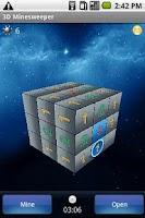 Screenshot of 3D Minesweeper