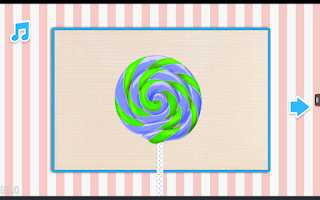 Screenshot of Maker - Lollipops!