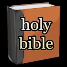 Holy Bible - KJV icon