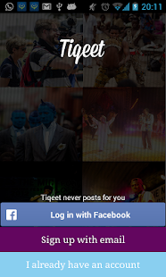 Tiqeet - Events Ticketing - screenshot