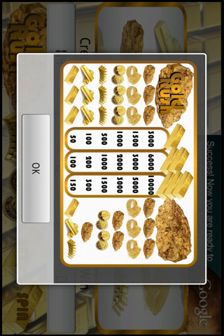 gold-rush-slot-machine for android screenshot
