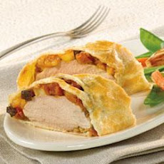 Pepperidge Farm® Stuffed Pork Tenderloins en Croute