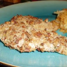 Seasoned Pecan Chicken Breasts