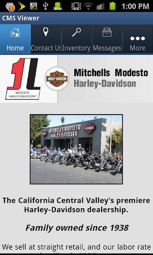 Mitchell's Modesto Harley-Davi