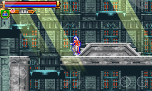 a GBA (GBA Emulator) - screenshot