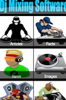Screenshot of Dj Mixing Software