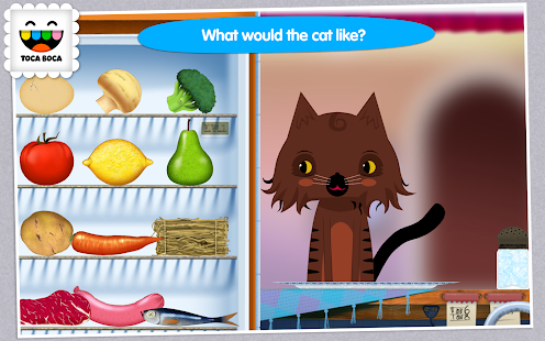 Toca Kitchen APK for Bluestacks