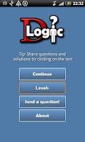 Screenshot of Brain teasers & Logic thinking
