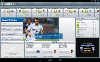 Screenshot of LFP (Officiel)