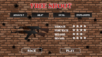 Screenshot of Guns AR Free
