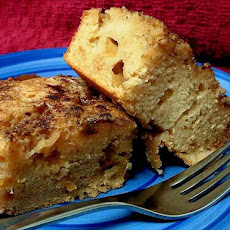 Buttermilk Apple Cake