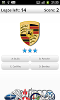 Screenshot of Logo Quiz PRO - Cars