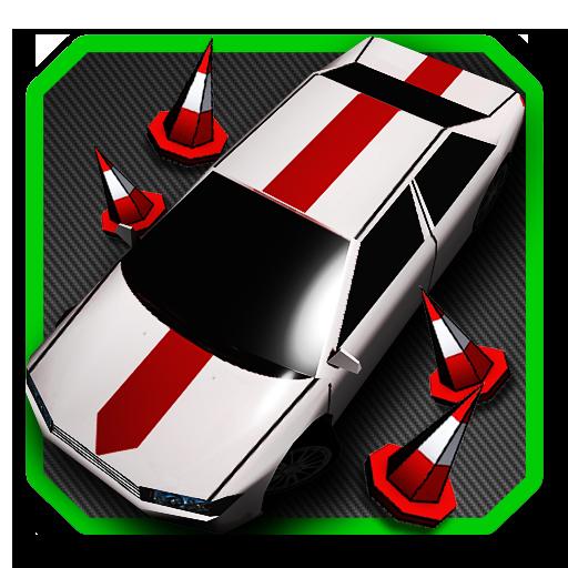 駐車場の挑戦3D 賽車遊戲 App LOGO-APP試玩