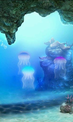 Jellyfish Live Wallpaper Free
