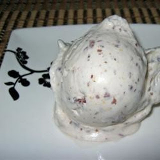 Azuki Ice Cream (Japanese Red Beans Ice Cream)