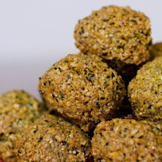 Fava Bean Falafel Recipe