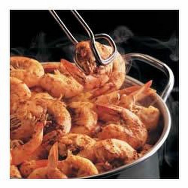 Old Bay® Steamed Shrimp