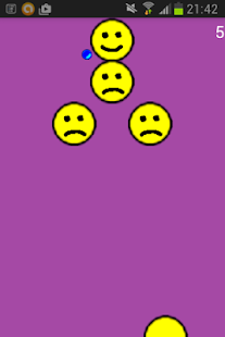 Smiley game - screenshot