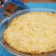 Easy and Delicious Baked Parmesan-Onion Dip