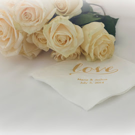 Love by Matthew Plummer - Wedding Other ( love, reception, wedding, roses,  )
