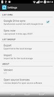 Screenshot of App Watcher - Updates notifier