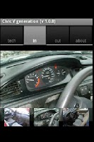 Screenshot of honda civic gen 5