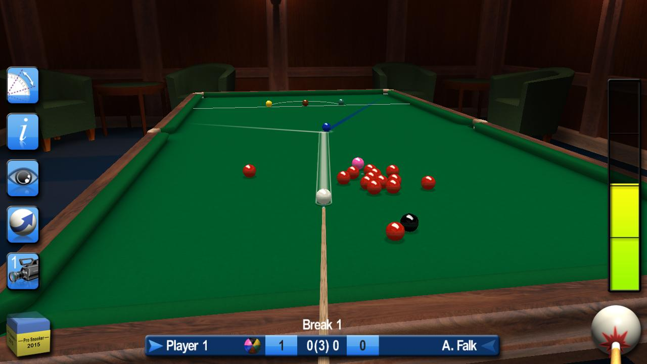 Pro Snooker 2017 Screenshot