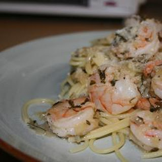 Ultimate Shrimp Scampi