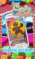 Screenshot of Sugar Candy Collapse
