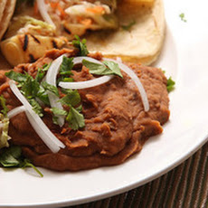 Spicy Vegan Refried Beans