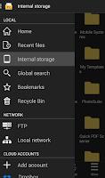 Screenshot of File Commander - File Manager