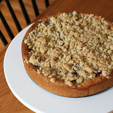 Sour Cherry Kuchen