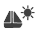 Boating / Sailing Reference icon
