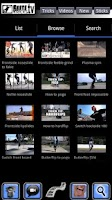 Screenshot of Skate Tricks .TV - Slow Motion
