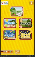 Screenshot of Games for Kids: Soundboard App