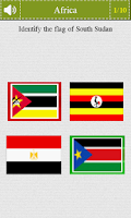 Screenshot of Flags Quiz - multiplayer